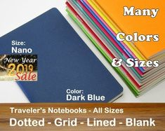 Nano Travel Wallet Dollbirdies Original NanoMini Traveler Notebook Insert Micro Insert Nano Insert Wallet