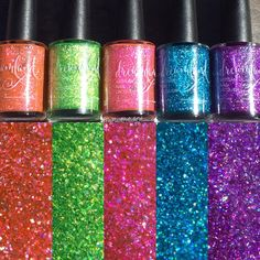 My Nail Polish Obsession: Dreamland Lacquer #Autocorrect Collection, Summer ...