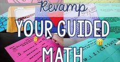 For me, math begins with whole group instruction. This is usually a 20-30 minute lesson, introducing a new objective for the day.   I li...