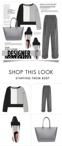 """THE COLLECT (TFS 171116)"" by virgamaleva ❤ liked on Polyvore featuring 10 Crosby Derek Lam, Topshop Unique and Marni"