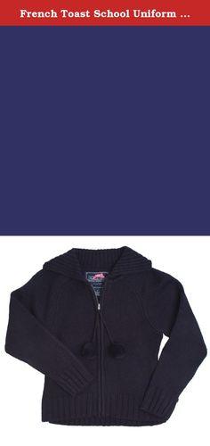 Girls School Wear Girls Ziper Cardigan Full Zip Knitted Stretch Wool Mix
