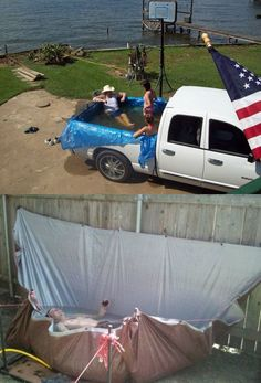 Ghetto Swimming #Pools - #funny