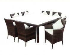 sydney rectangular 9 piece dining setting active leisure my