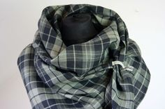 Plaid Scarf, Etsy, Winter, Shopping, Style, Fashion, Fabrics, Accessories, Scarves