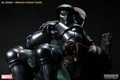Doctor Doom Exclusive Premium Format Figure Artist Proof | eBay