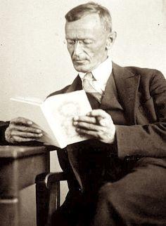Neuer Blog-Artikel: Am 9. August 1962 starb Hermann Hesse in Montagnola (Schweiz)