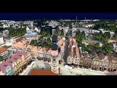 Bolesławiec w 3D - YouTube