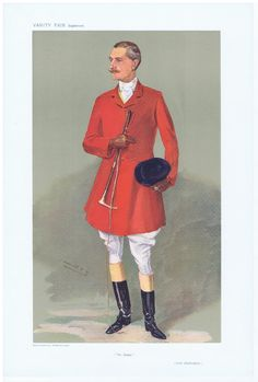 Date:  06-Mar-1907   The Vanity Fair Caricature of    Lord  Southampton  With the caption of  :  The Sinner  By the artist:  SPY    Visit www.theakston-thomas.co.uk for many more Vanity Fair Prints, we have one of the largest collections in the world.
