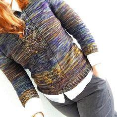 Sweater by @feasnoff | malabrigo Rios in Candombe