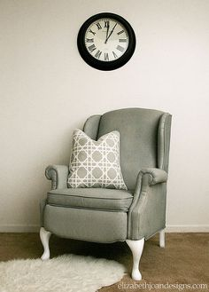 How to Paint Furniture Upholstery