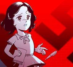 """Découvrez sans plus attendre """"Anne Franck au pays du manga"""""""