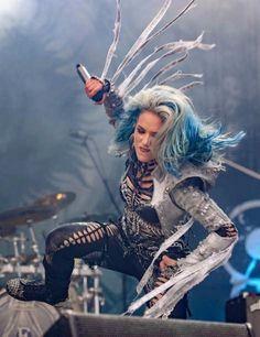 Alissa White-Gluz, Arch Enemy