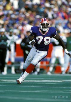 Bruce Smith, Buffalo Bills