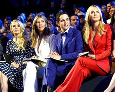 Stars at Fashion Week 2015: Celebs in the Front Row, on the Red Carpet - Us Weekly