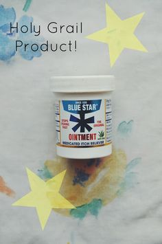 """Blue Star Ointment is one of the top eczema treatments on the market. Read why blogger Kathryn of Through the Thicket rated us a """"Holy Grail Product"""" in treating her eczema!"""