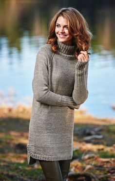 Sweater Coats, Sweaters, Diy Fashion, Womens Fashion, Drops Design, Winter Wardrobe, Diy Clothes, Knitwear, Knitting Patterns