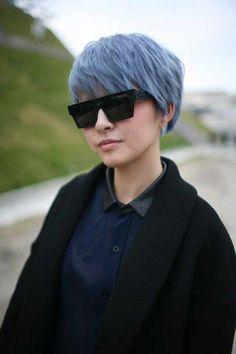 Pastel Blue Pixie