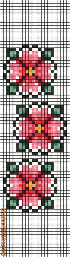Rotated Alpha Pattern added by christalxo - Picmia Cross Stitching, Cross Stitch Embroidery, Cross Stitch Patterns, Hama Beads Patterns, Beading Patterns, Peyote Patterns, Mochila Crochet, Pixel Pattern, Cross Stitch Bookmarks