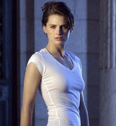 Image result for Castle Actress Stana Katic