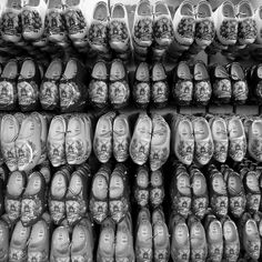 Wooden shoes in Amsterdam, Netherlands (April 2013) - Photo by BradJill