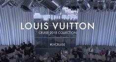 LOUIS VUITTON CRUISE COLLECTION 2015 @ MONTECARLO Het paleis van Monaco was de geschikte plaats om de eerste cruise collectie van Nicolas...