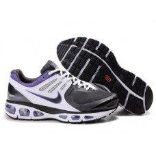 Hommes Nike Air Max 2010 Blanc/Noir/Violet