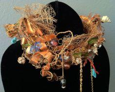 CHRISTIAN LACROIX Haute Couture Collar 1990s image 3