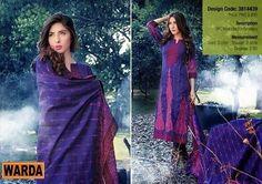 Warda Designer Fall Winter Dress Collection