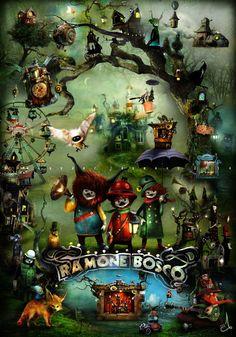 Ramone Bosco by AlexanderJansson