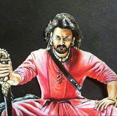 Bahubali 2 - Drawing Prabhas - 3D drawing of Prabhas   Realistic drawing Prabhas   Drawing Devasena - Anushka Shetty   Incredible scene of Bahubali 2 3d Drawings, Realistic Drawings, Prabhas And Anushka, Bahubali 2, Scene, The Incredibles, Awesome, Anime, Drawing Tips