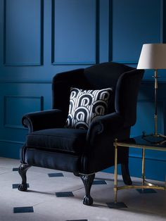 The Madeleine Chair expertly manufactured by British brand and furniture specialists: Duresta