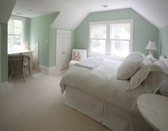 Cape Cod Whole House Renovation - traditional - bedroom - new york - Siegel Architects