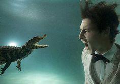 """Zena Holloway  Atelliê Fotografia – Os 10 melhores fotógrafos de """"Underwater Fashion"""""""