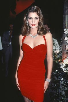 Cindy Crawford's Most Iconic Moments In Photos