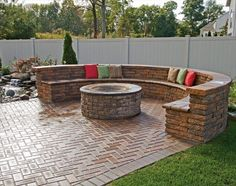 Brick Patio With Fire Pit - 20 Cool Patio Design Ideas Outdoor Patio Designs Backyard Patio Hardscape Features Old Fire Pit Patio Patio Stones Fire Pit How To Build A Paver Patio. Stone Patio Designs, Outdoor Patio Designs, Diy Patio, Patio Ideas, Backyard Ideas, Backyard Landscaping, Backyard Designs, Landscaping Ideas, Paver Designs