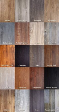 Luxury Vinyl Flooring - Luxury Vinyl Planks