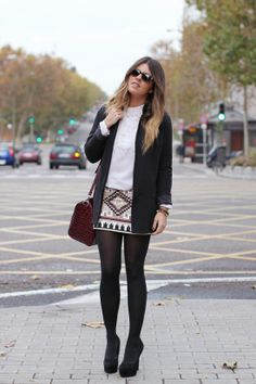 Time for Fashion » Christmas outfits: Friends dinner