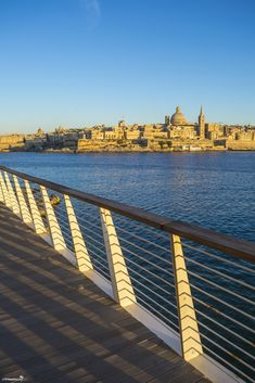 View of Valletta from Sliema