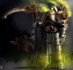 Mortarion, Primarch of the Death Guard Legion, Daemon Primarch of Nurgle