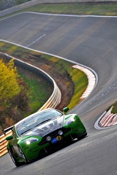 Aston Martin racer