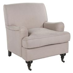 Sierra Chair in Taupe