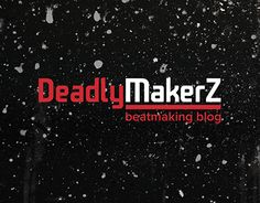 """Check out new work on my @Behance portfolio: """"Deadly Makerz Logo and Web Design"""" http://on.be.net/1HkrJ5i"""