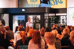 Antje Heimsoeth, Speakerin, Mercedes Me Store in Hamburg