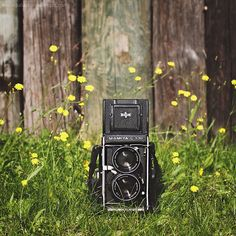 Mamiya C330 by Chaulafanita [www.juliadavilalampe.com], via Flickr