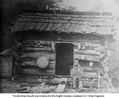 Mose Bunch, who was a slave to the Hight family of Summers County, West Virginia.