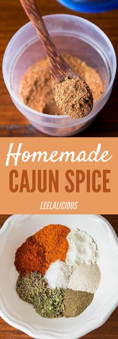 Making homemade Cajun Seasoning is very economical and chances are you already have all the ingredients in your spice cabinet.