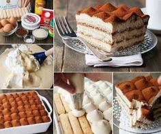 No Bake Tiramisu