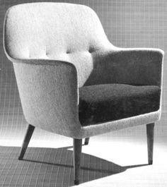 Børge Lerche:休閒椅