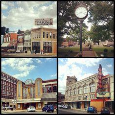 My hometown: Paris, TX | A Texas Belle #hometown #paristexas