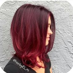 The next #redombre I would wanna do :-) , #red #trend..